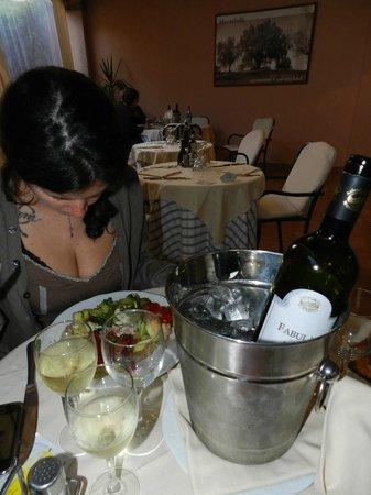 Montebelli Agriturismo & Country Hotel: cena