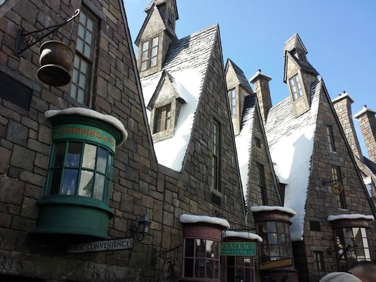 Universal Studios Florida: Harry Potter