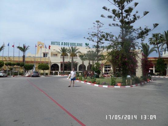 Hotel Abou Sofiane: hotel