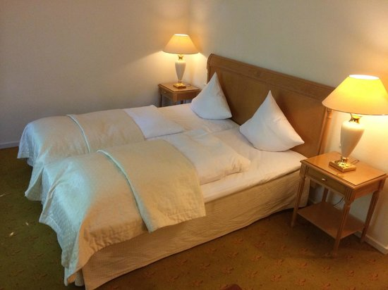 Best Western Hotel Knudsens Gaard : Bed in room 414