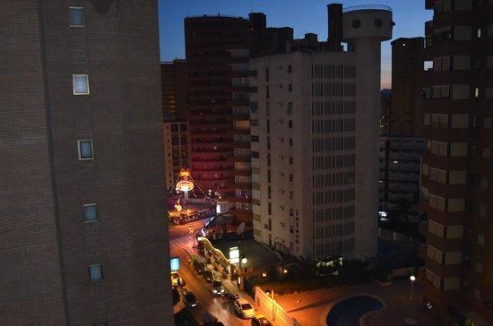 Apartamentos Levante Club: Vistas de la habitación