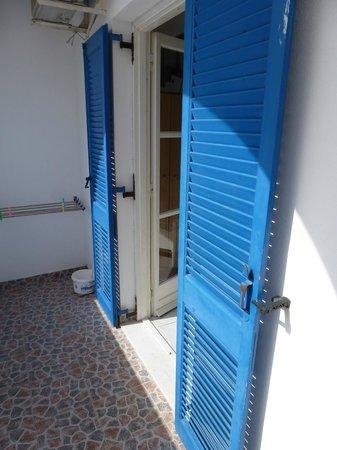 Villa Valvis : Balcony