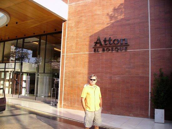 Atton Hotel El Bosque: Excelente hotel