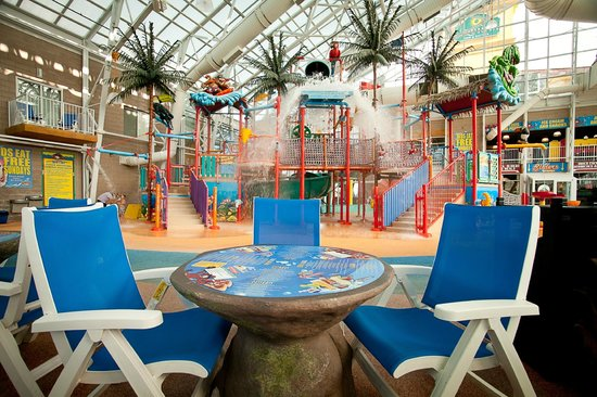 Rapid City, Dakota del Sur: WaTiki Indoor Waterpark