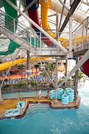 Watiki Indoor Waterpark Resort Rapid City Sd What You