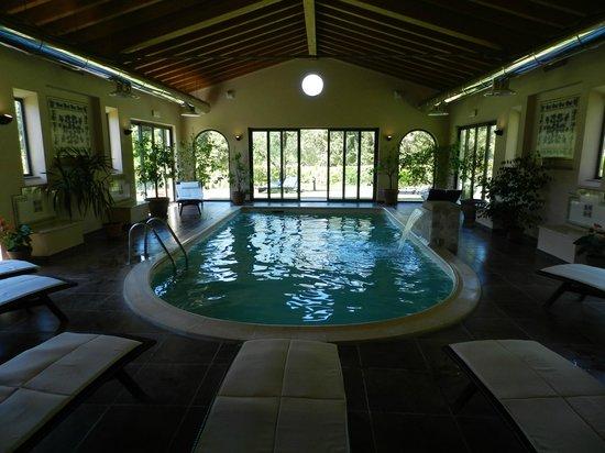 Montebelli Agriturismo & Country Hotel: la spa