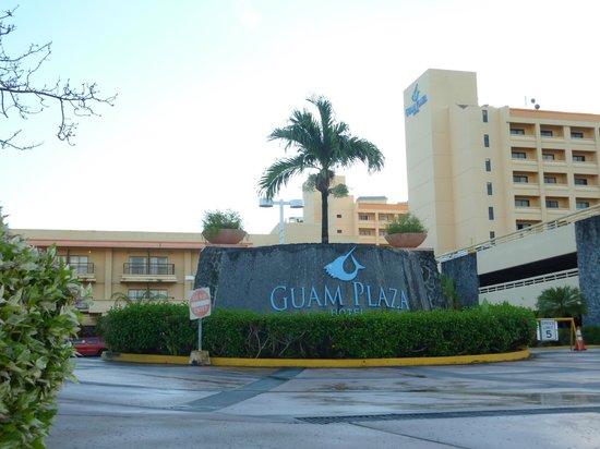 Guam Plaza Hotel: 外観