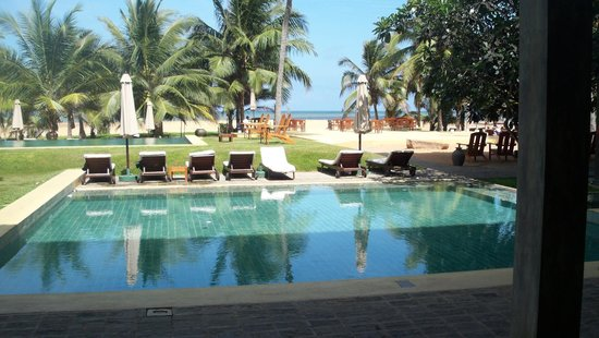 Swimming Pool Picture Of The Beach All Suite Hotel