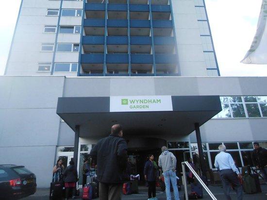 Wyndham Garden Donaueschingen: Front view of Hotel