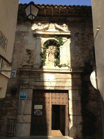 Posada de San José: Is like going back in time, very rustic.