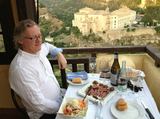 Posada de San Jose : The food is always exciting.