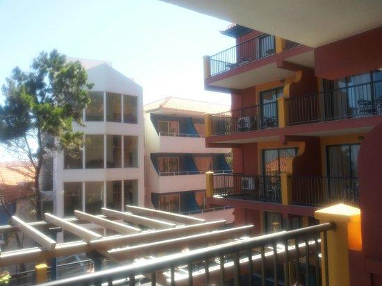 Roca Mar : Widok z balkonu