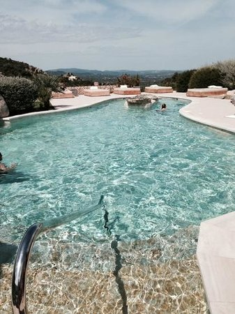 Petra Segreta Luxury Resort & Spa: The Pool