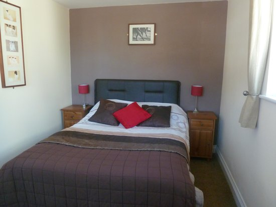The Hare and Hounds: Our letting rooms