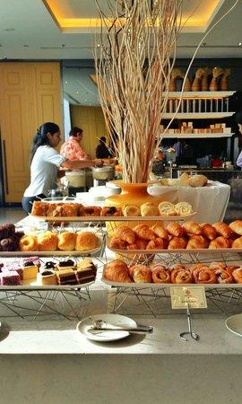 Chatrium Residence Sathon Bangkok: Breakfast was superb
