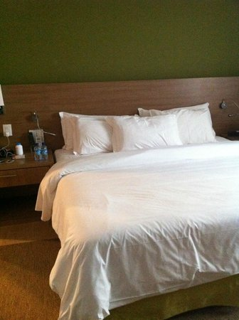 Doubletree Hotel Metropolitan - New York City: Cama Queen