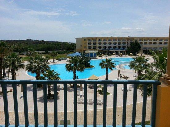 Ramada Plaza Tunis : Ramada Plaza,  a nice view