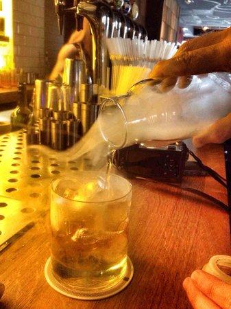 Sygn: Smokin cocktails