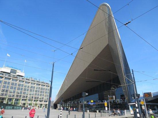 Rotterdam Marriott Hotel: Rotterdam central