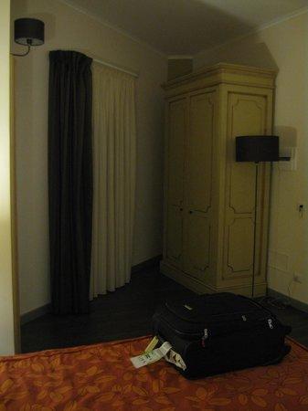 Manganelli Palace Hotel: The room