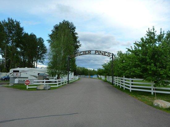 Glacier Pines Rv Park Campground Reviews Kalispell Mt
