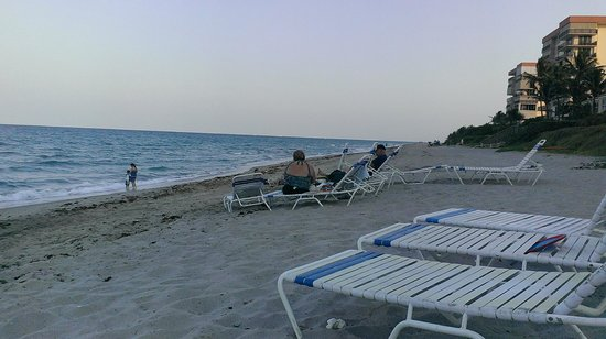 Seabonay Beach Resort : Beach