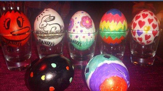 Ev Restaurant: Easter!!!