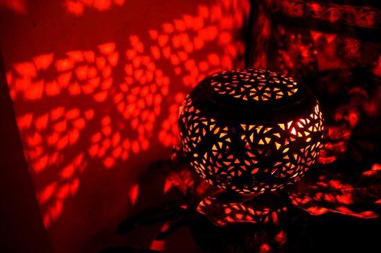 Riad La Porte Rouge : sfeer