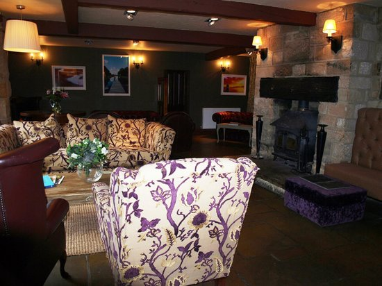 The Hopper Lane Hotel: Warm and cosy