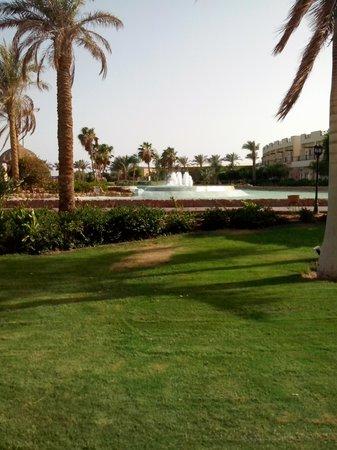 Concorde El Salam Front Hotel: Вид из номера