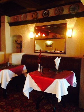 Chimney Corner Hotel: Restaurant