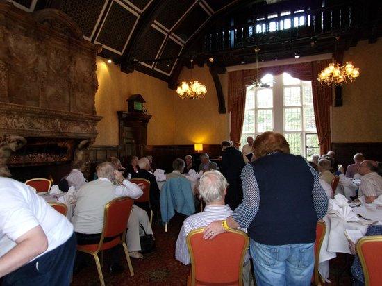 BEST WESTERN PLUS Grim's Dyke Hotel: Music room from rear
