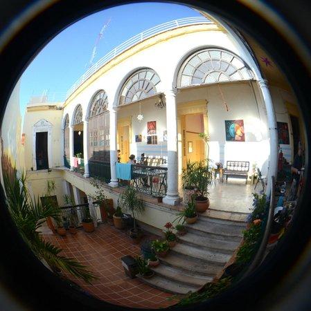 Hostal Zócalo: vista hermosa
