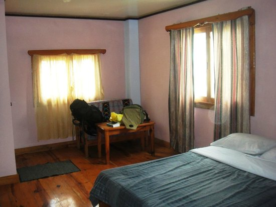 Sagada Igorot Inn : Zimmer