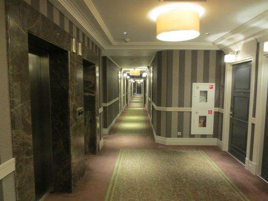 Mercure Arbat Moscow: 3rd floor