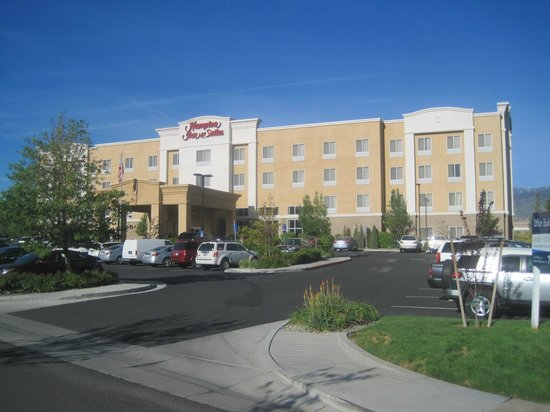 Hampton Inn & Suites Reno: Hampton Inn, Reno, Nevada