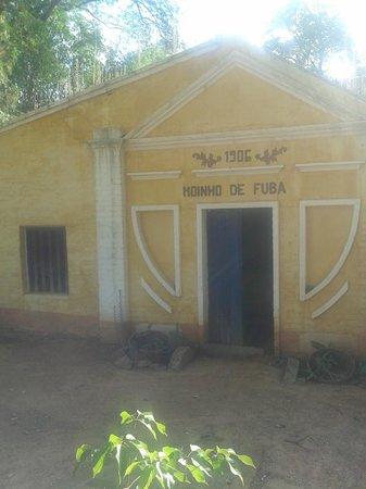 Hotel Fazenda Solar das Andorinhas: Moinho de fubá