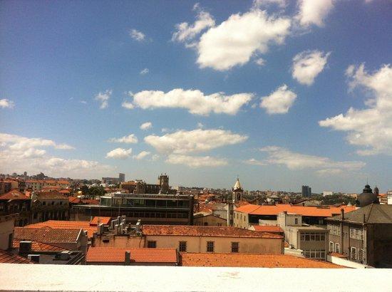 Rivoli Cinema Hostel : Views of Porto