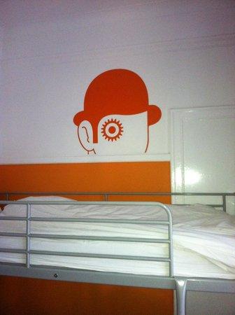 Rivoli Cinema Hostel : The Kubrick Room