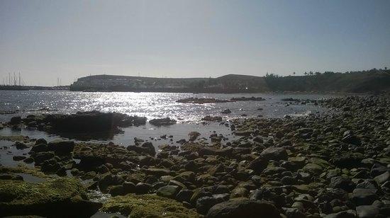 ClubHotel Riu Gran Canaria : Meloneras rocks walk
