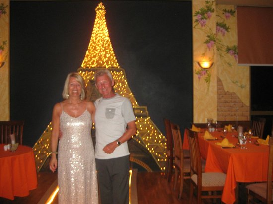 Sea Life Resort: A fantastic evening in the French Restaurant