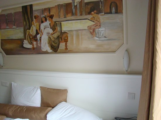 The Constantine Hotel: room