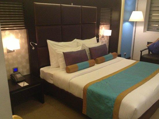 Hues Boutique Hotel: Комфортабельный номер