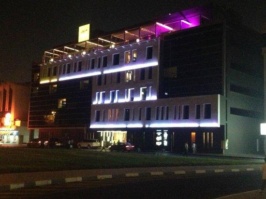 Hues Boutique Hotel: Отель