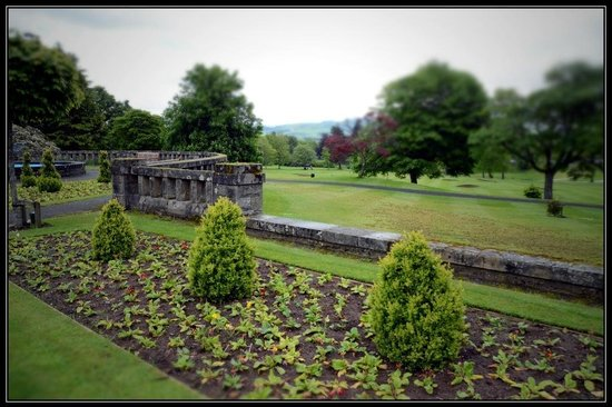 Gleneagles Hotel: Hotel and grounds