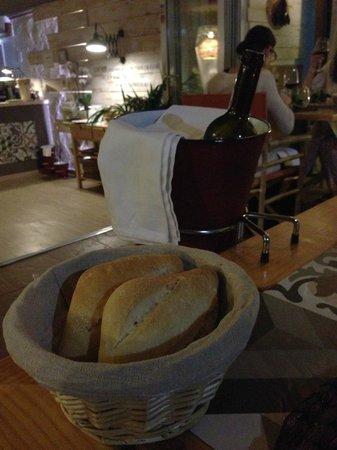 Restaurante Calma Chicha : Eating outside