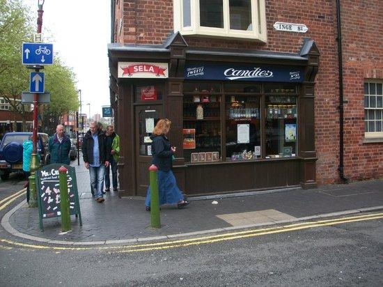 Birmingham Back to Backs: Sweet Shop