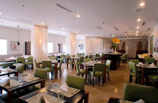 Courtyard Paramaribo: Flavors Restaurant