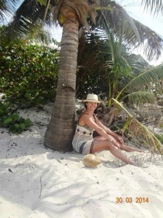 Islazul Villa La Mar : Пляж.. он прекрассен