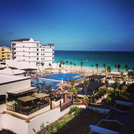 Grand Residences Riviera Cancun : The Room with a View